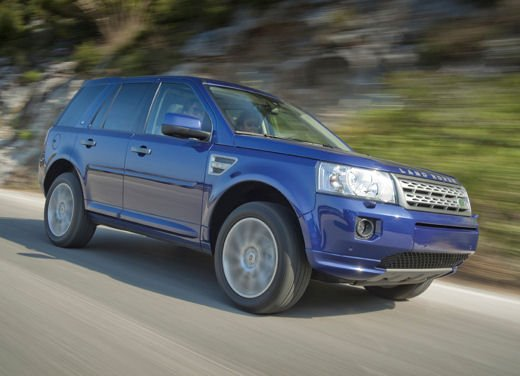 Land Rover Freelander 2 Limited Edition - Foto 8 di 11