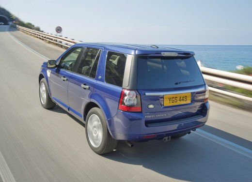 Land Rover Freelander 2 Limited Edition - Foto 9 di 11