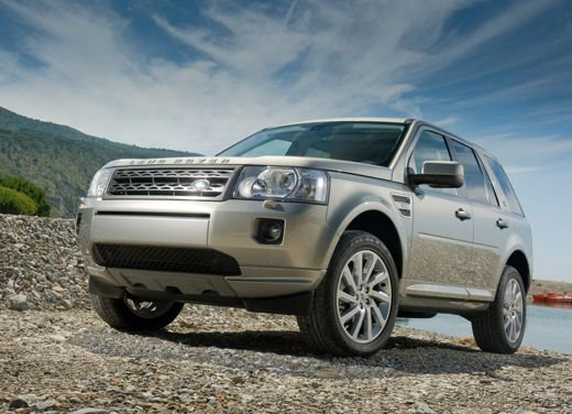 Land Rover Freelander 2 Limited Edition - Foto 10 di 11
