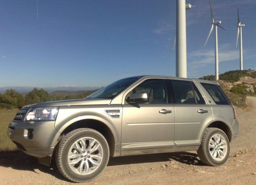 Land Rover Freelander 2 Limited Edition - Foto 5 di 11