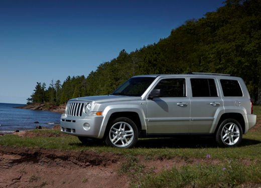 Jeep Patriot 2.2 CRD in arrivo