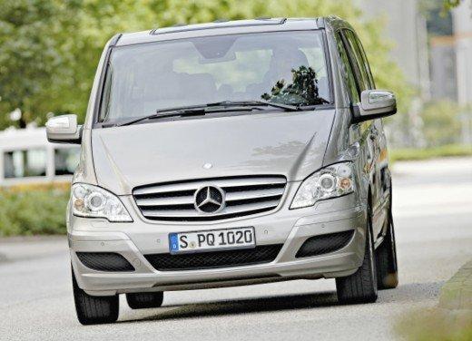 Nuovo Mercedes Viano