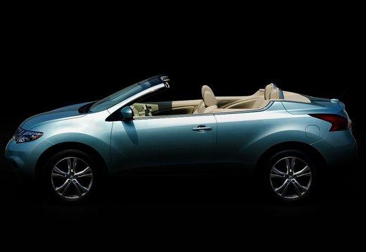 Nissan Murano Cabrio debutta a Los Angeles - Foto 4 di 10