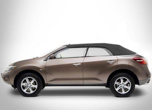 Nissan Murano Cabrio debutta a Los Angeles - Foto 6 di 10