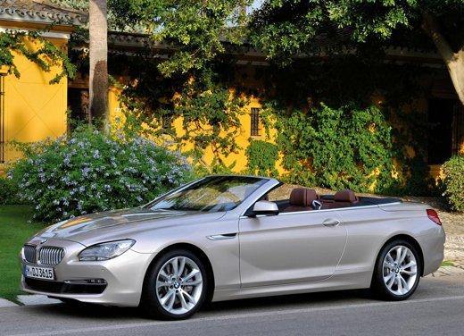BMW Serie 6 Cabrio debutta al Salone di Los Angeles