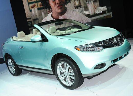 Nissan Murano Cabrio debutta a Los Angeles - Foto 1 di 10