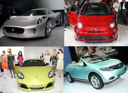Los Angeles Auto Show novità