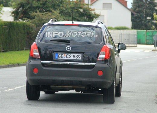 Opel Antara, le foto ufficiali dopo il restyling - Foto 9 di 11