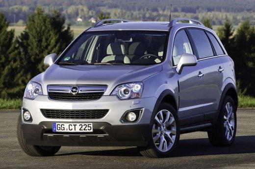 Opel Antara, le foto ufficiali dopo il restyling - Foto 6 di 11