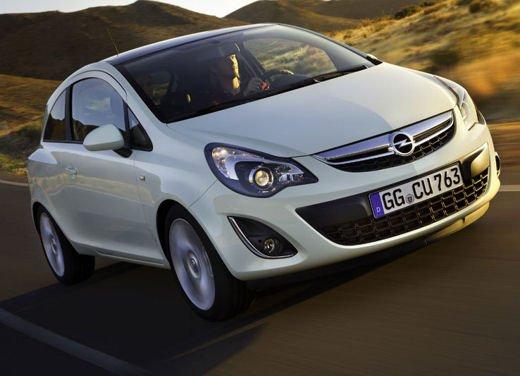 Promozione Opel Corsa GPL ed ECOTEC con prezzi da 9.250 euro