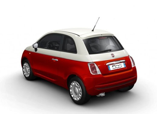 Fiat 500 Bicolore - Foto 9 di 19