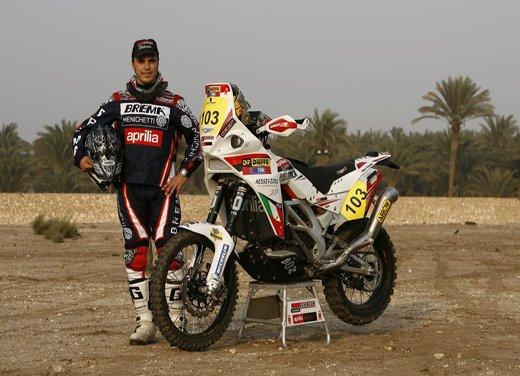 Aprilia alla Dakar 2011 - Foto 1 di 2