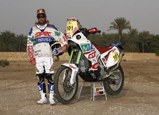Aprilia alla Dakar 2011 - Foto 2 di 2