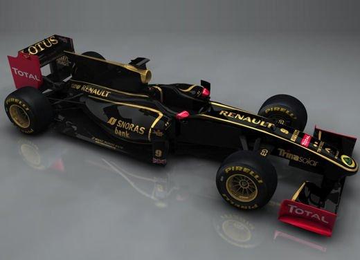 Formula1: nel 2011 ci sarà la Lotus Renault GP