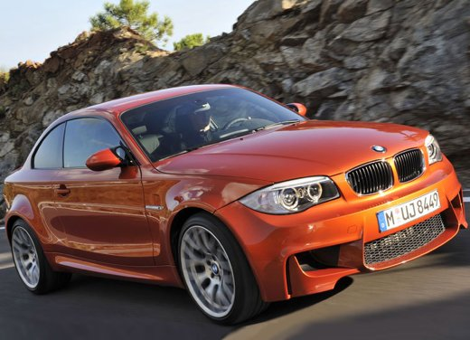 BMW Serie 1 M Coupè