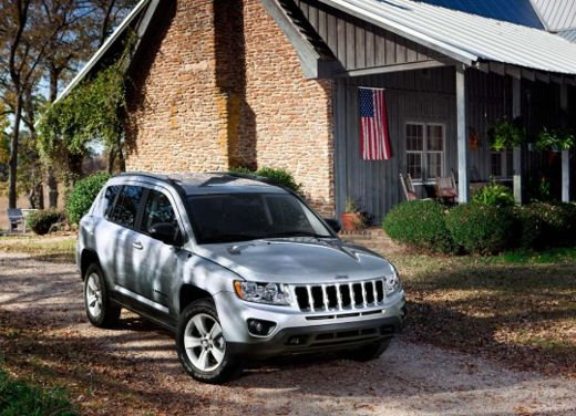 Jeep Compass production-intent Concept - Foto 6 di 9