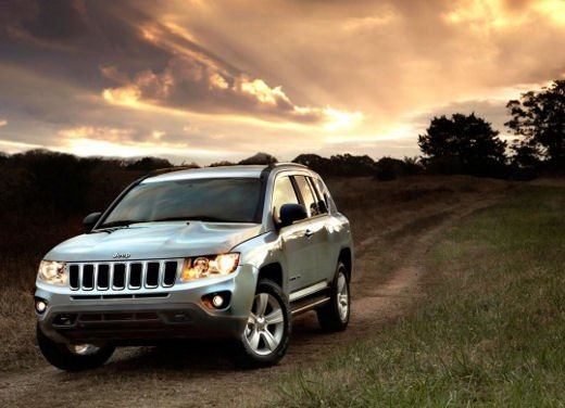 Jeep Compass production-intent Concept - Foto 5 di 9