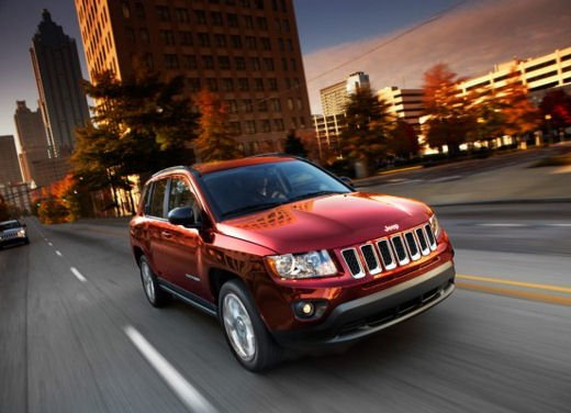 Jeep Compass production-intent Concept - Foto 7 di 9