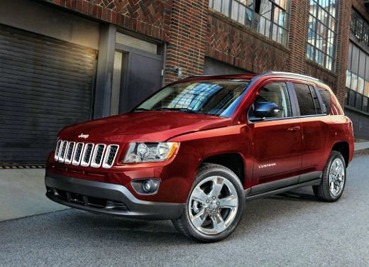Jeep Compass production-intent Concept - Foto 4 di 9