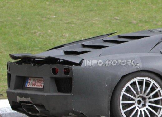 Lamborghini Aventador con sospensioni push rod - Foto 8 di 13