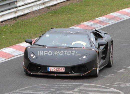 Lamborghini Aventador con sospensioni push rod - Foto 9 di 13
