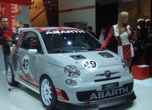 Abarth 500 Estremo by Romeo Ferraris - Foto 9 di 13
