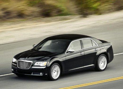 Chrysler 300 svelata