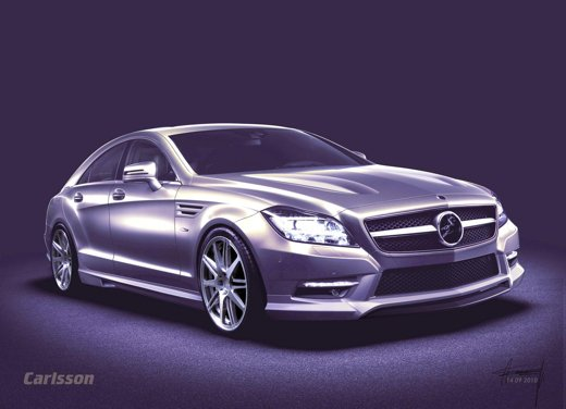 Mercedes CLS by Carlsson