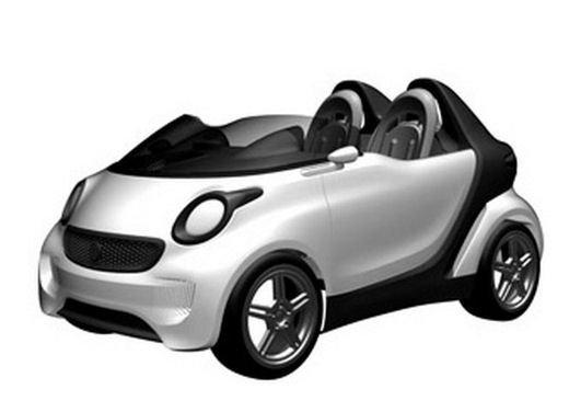 Nuova Smart Cabrio