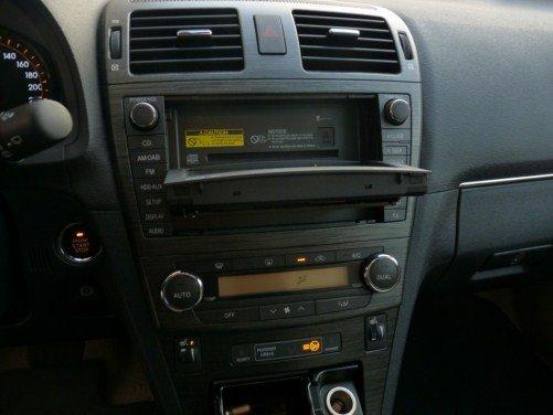 Toyota Avensis Long Test Drive - Foto 21 di 50