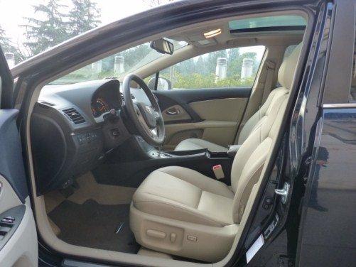 Toyota Avensis Long Test Drive - Foto 25 di 50