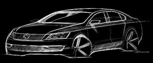 Volkswagen Passat per il mercato americano - Foto 13 di 16