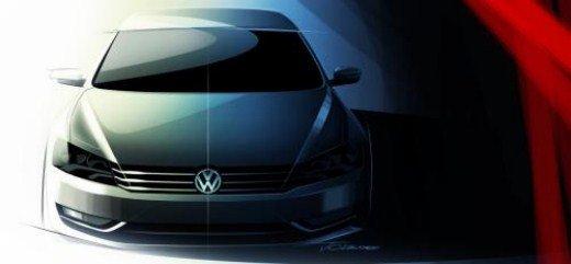 Volkswagen Passat per il mercato americano - Foto 10 di 16