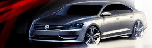 Volkswagen Passat per il mercato americano - Foto 11 di 16