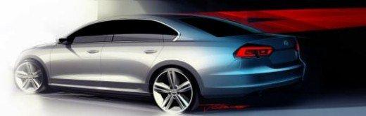 Volkswagen Passat per il mercato americano - Foto 12 di 16