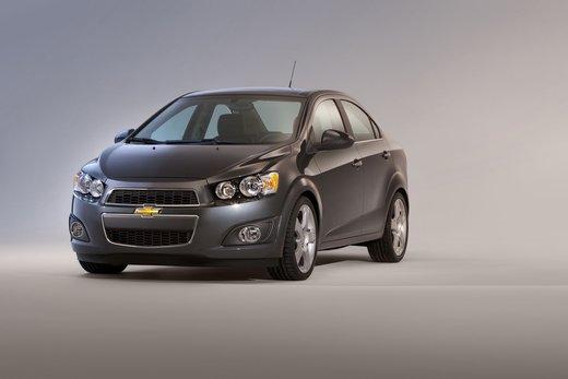 Chevrolet Sonic - Foto 6 di 9