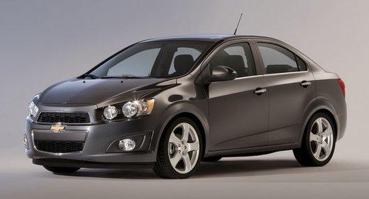 Chevrolet Sonic - Foto 5 di 9