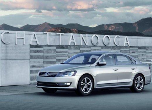 Volkswagen Passat per il mercato americano - Foto 2 di 16
