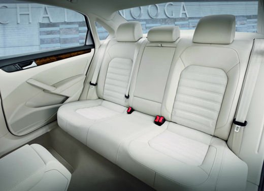 Volkswagen Passat per il mercato americano - Foto 4 di 16