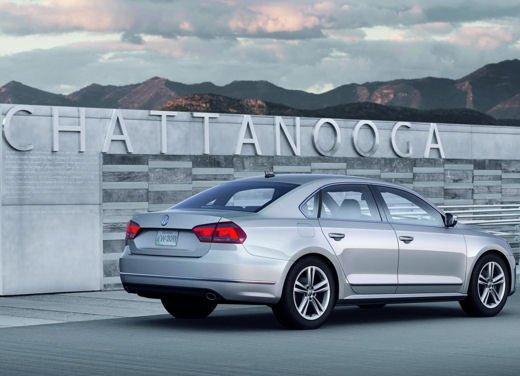 Volkswagen Passat per il mercato americano - Foto 5 di 16