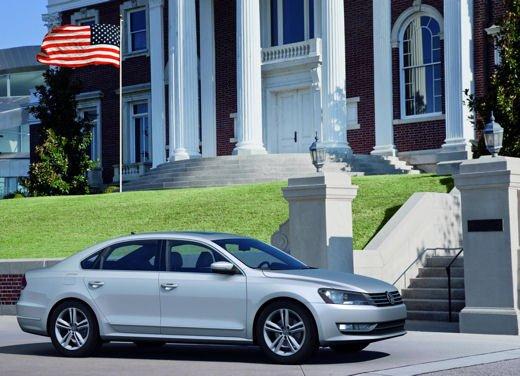 Volkswagen Passat per il mercato americano - Foto 6 di 16