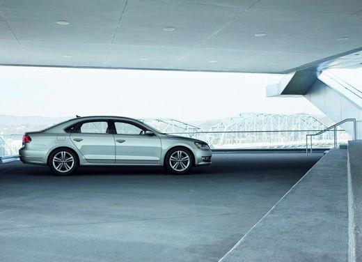 Volkswagen Passat per il mercato americano - Foto 7 di 16