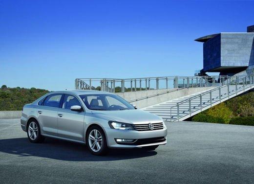 Volkswagen Passat per il mercato americano - Foto 1 di 16