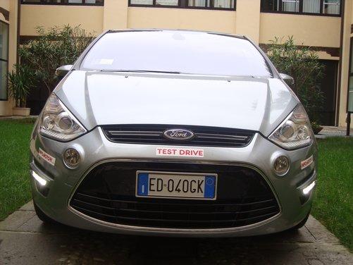 Ford S-Max Long Test drive sui colli del Veneto per la monovolume Ford - Foto 3 di 8