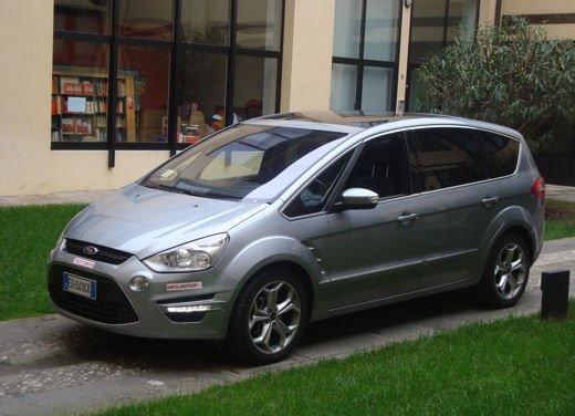 Ford S-Max Long Test drive sui colli del Veneto per la monovolume Ford - Foto 5 di 8