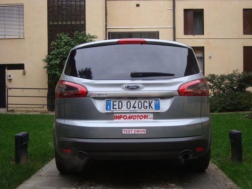 Ford S-Max Long Test drive sui colli del Veneto per la monovolume Ford - Foto 8 di 8