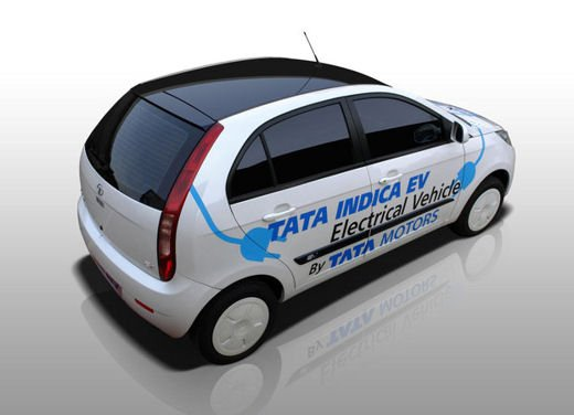 Tata Vista EV - Foto 1 di 7