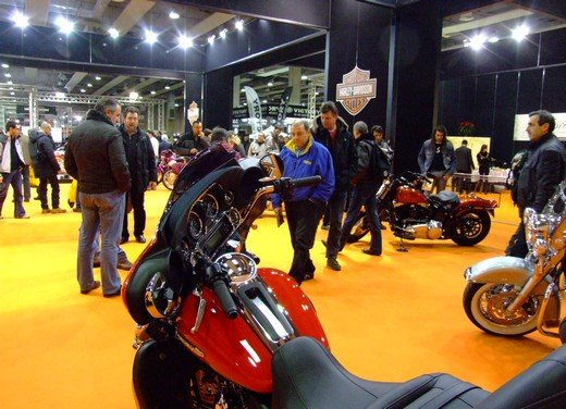 Motor Bike Expo 2011 – Panoramica