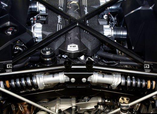Lamborghini Aventador con sospensioni push rod - Foto 2 di 13