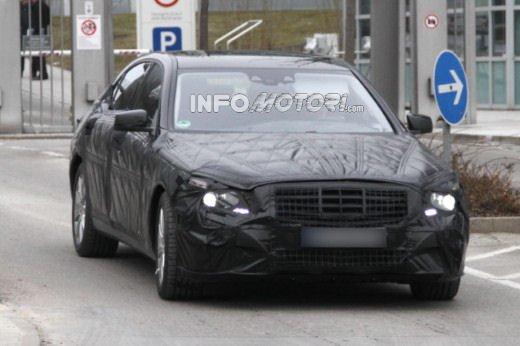 Nuova Mercedes Classe S - Foto 21 di 21